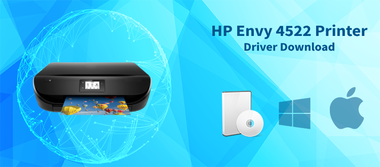 hp envy 4522 driver download