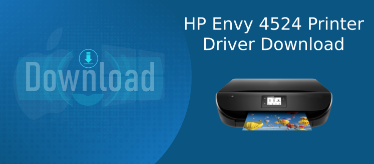 hp envy 4524 driver download