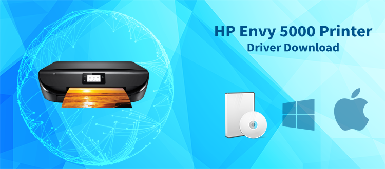 hp envy 5000 driver download
