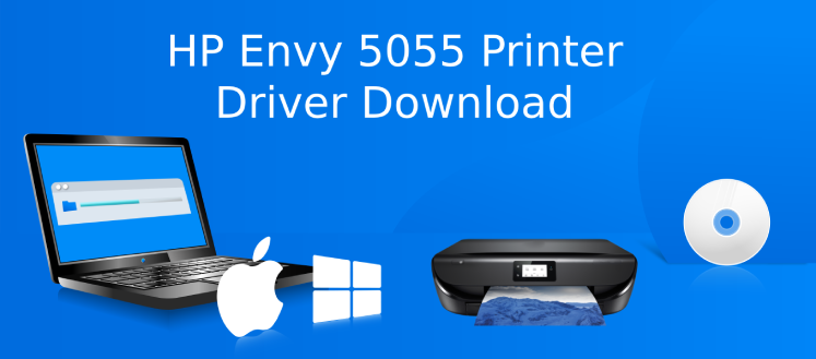 hp envy 5055 driver download