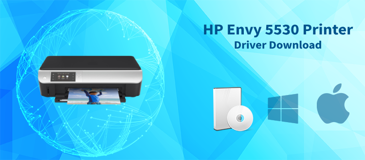 hp envy 5530 driver download
