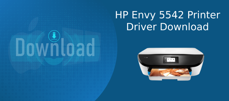 hp envy 5542 driver download