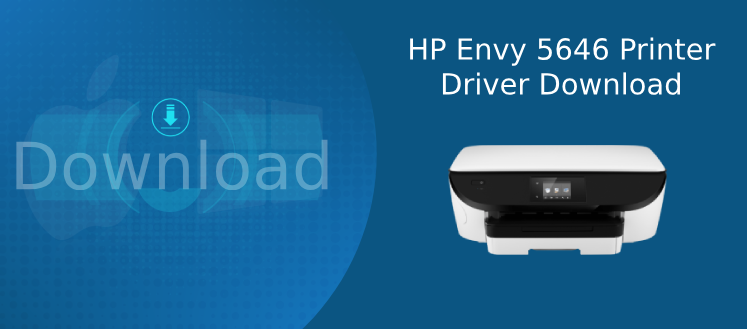 hp envy 5646 driver download