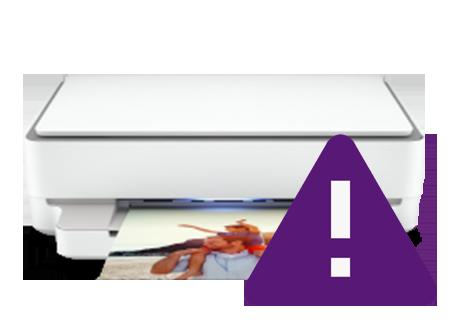 HP Envy 6055e Printer Not Scanning