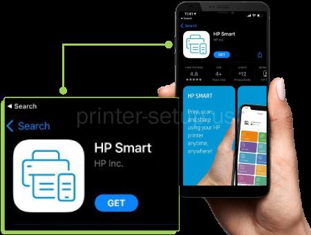 HP ENVY 6075 SMART APP