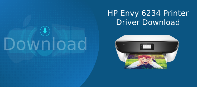 hp envy 6234 driver download