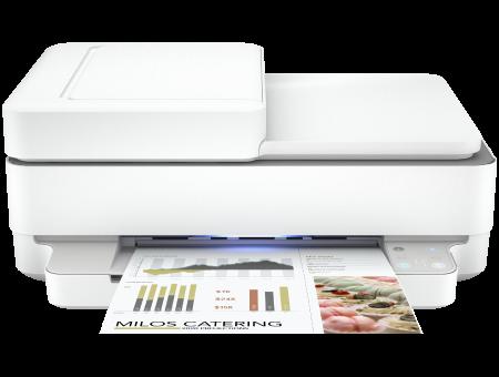 P Envy 6455e Printer Setup