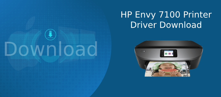 hp envy 7100 driver download