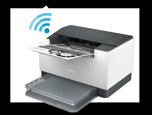 HP Laserjet M209dwe Wireless Setup