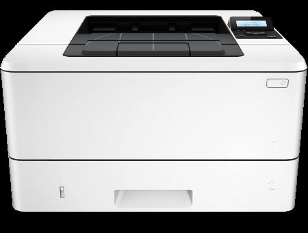 HP Laserjet Pro M402N Printer Setup