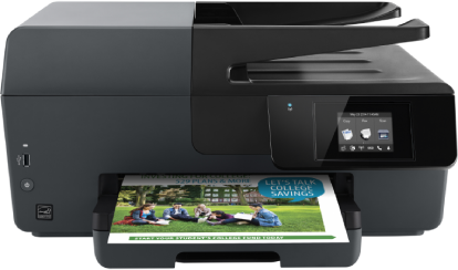 HP Officejet Pro6830 Printer Setup