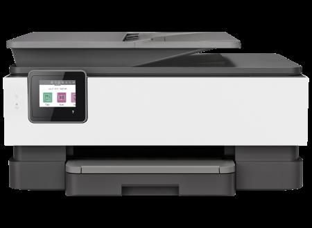 HP Officejet Pro 8020 Setup
