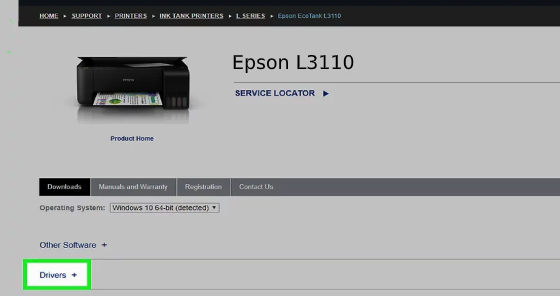 How To Install Epson L3110 Without CD