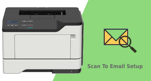 Lexmark Ms321dn Scan To Email Setup
