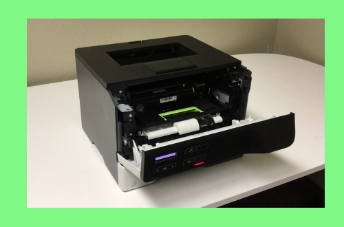 Lexmark Ms421dn Offline Troubleshooting Guide