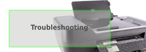Lexmark Prospect Pro205 Setup Troubleshooting