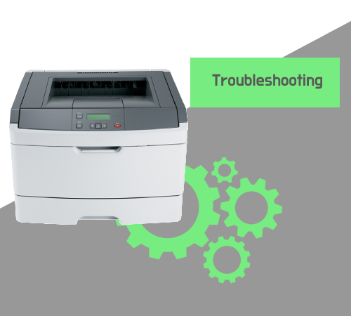 Lexmark T650n Troubleshooting