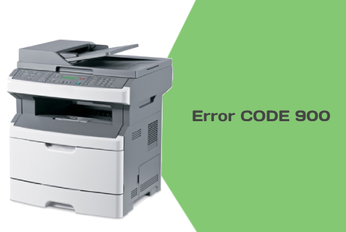 Fix Lexmark X264dn Error 900