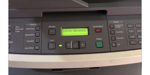 How To Reset Pc Kit Lexmark X264dn