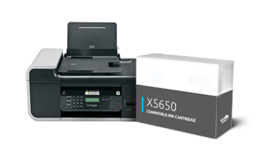 Lexmark X5650 Setup