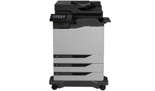 Lexmark XC6152 Setup