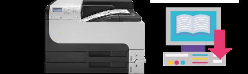 HP Laserjet 700 Color Mfp M775z Manual Download