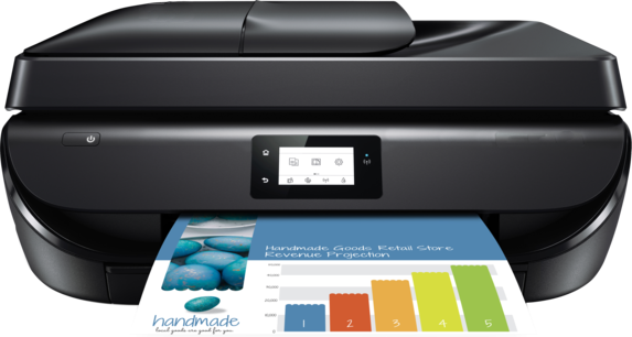 hp officejet 5255 setup