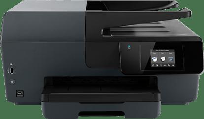 HP Officejet Pro 6835 Printer Setup