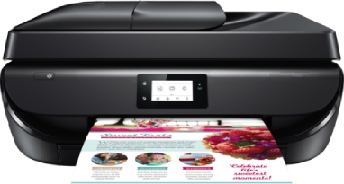 hp officejet 5252 setup