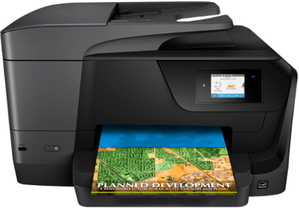 HP Officejet Pro 8710 Printer Driver Setup