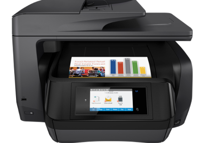 HP Officejet Pro 8720 Printer Setup