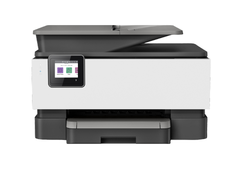 HP Officejet Pro 9015 Printer Setup