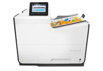HP Pagewide Enterprise Color 556dn Setup