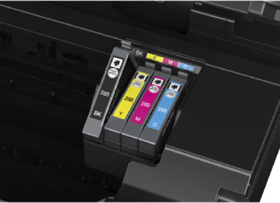 epson xp 446 ink cartridge install