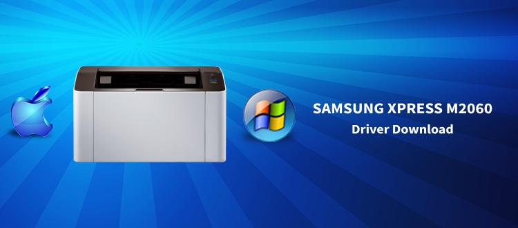 samsung xpress m2060 driver download