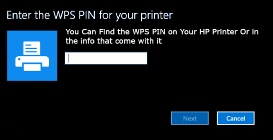 WPS Pin for Brother MFC-L6700DW setup