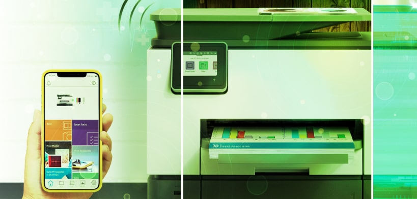 Wireless Direct HP Printer
