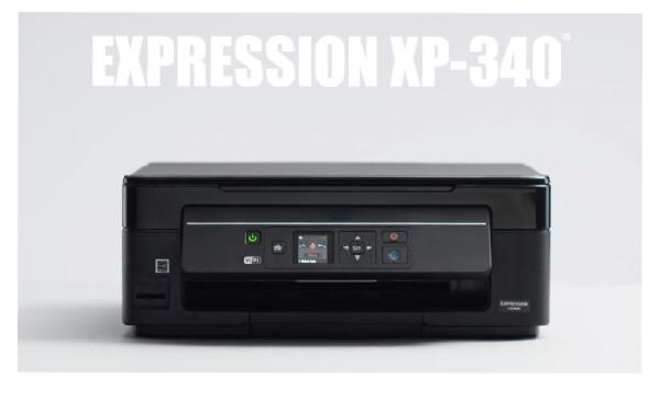 EPSON XP 340 SETUP
